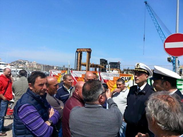 Vertenza portuali, riunione a Messina giorno 29
