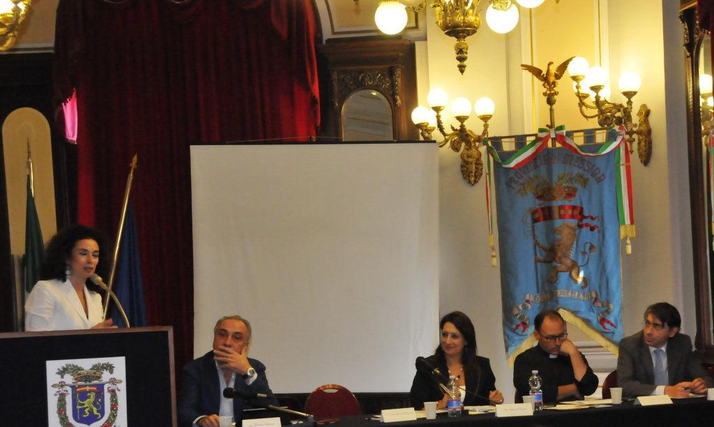 Messina, l'assessore Ursino ha accolto gli artisti della Crociera della Musica Napoletana