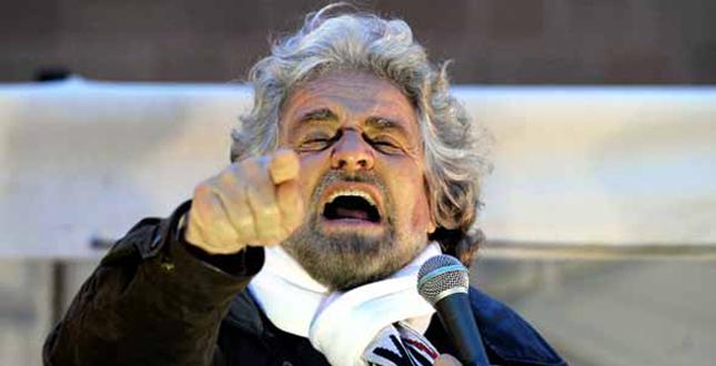 Grillo: A Palermo mi attendo 100 mila persone!!