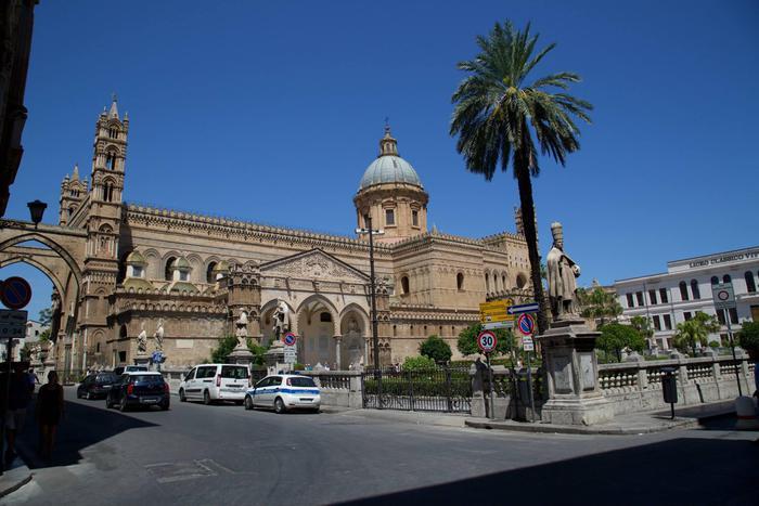 Palermo, Le vie dei Tesori