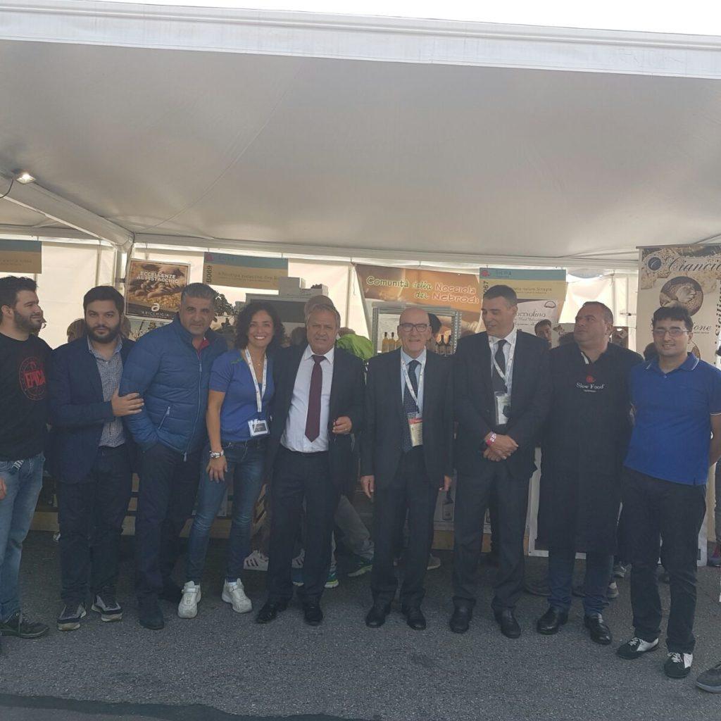 Anche le Camere di commercio di Messina e di Catania presenti al Salone del Gusto di Torino