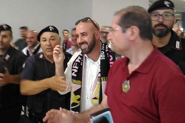 """Palermo, l'imprenditore Frank Cascio rinuncia all'acquisto del club: """"Nessuna intesa con Zamparini"""""""