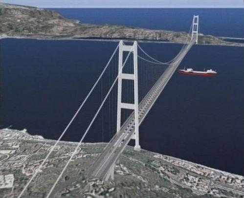 Ponte Sullo Stretto: Del Rio, non è il fine ma il mezzo per crescere
