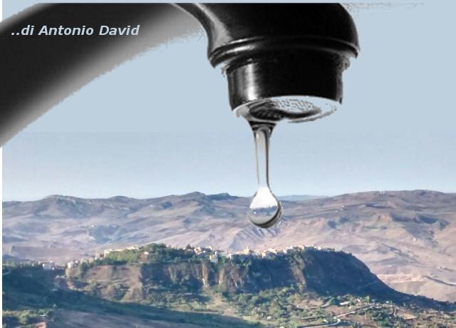 Polizzi Generosa: Rabbia e frustrazione sulla distribuzione  dell'acqua !