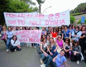 Precari siciliani alla Resais, primo sì da Roma alla Regione