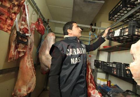 Nitrati e solfiti nella carne, sei denunce a Messina