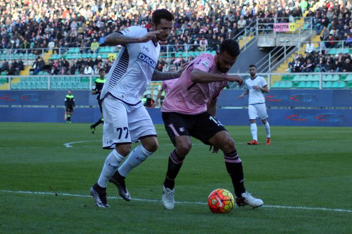 Palermo: Gonzalez salta la Roma
