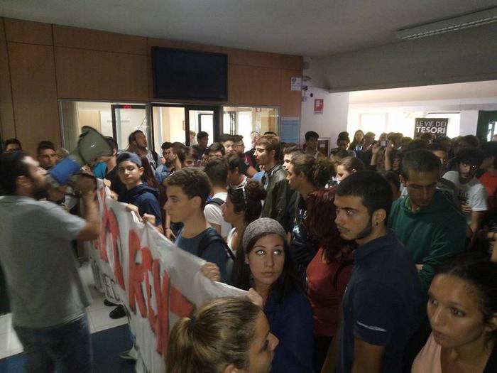 Università: occupata sede Ersu Palermo