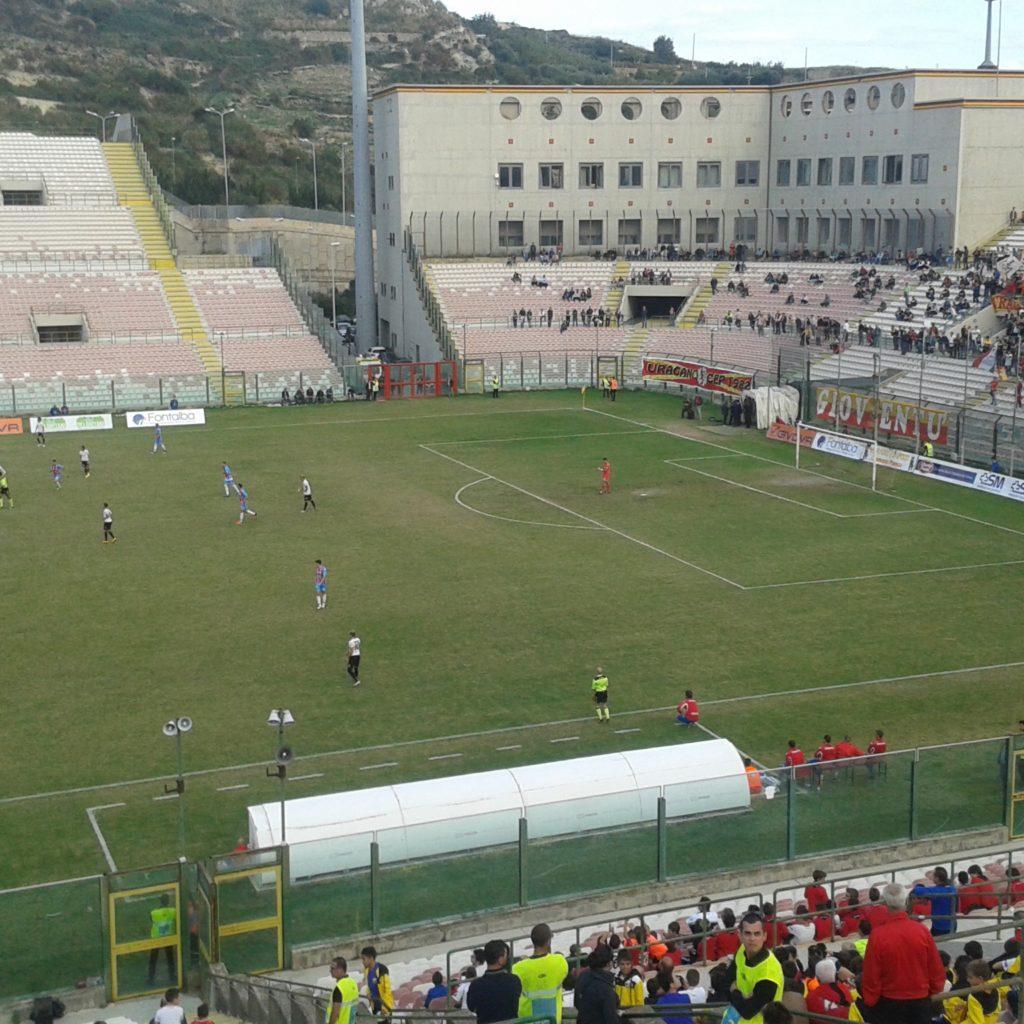 IL MESSINA VINCE MERITATAMENTE 2-0 IL DERBY DI COPPA ITALIA CONTRO IL CATANIA