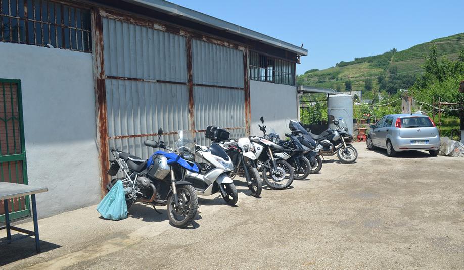 Catania, sequestrate motociclette rubate
