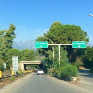 Disposta la chiusura parziale dell'autostrada A18