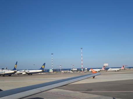 Aeroporti: Palermo,passeggeri in crescita del 10% voli +7,7%