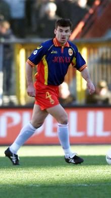 Muore a 44 anni il rumeno Prodan, giocò anche nel Messina