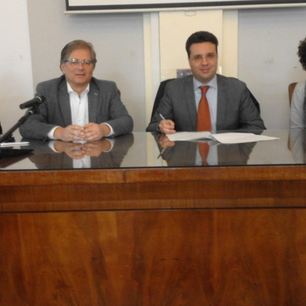 Alternanza scuola – lavoro, firmato il protocollo d'intesa alla Camera di commercio