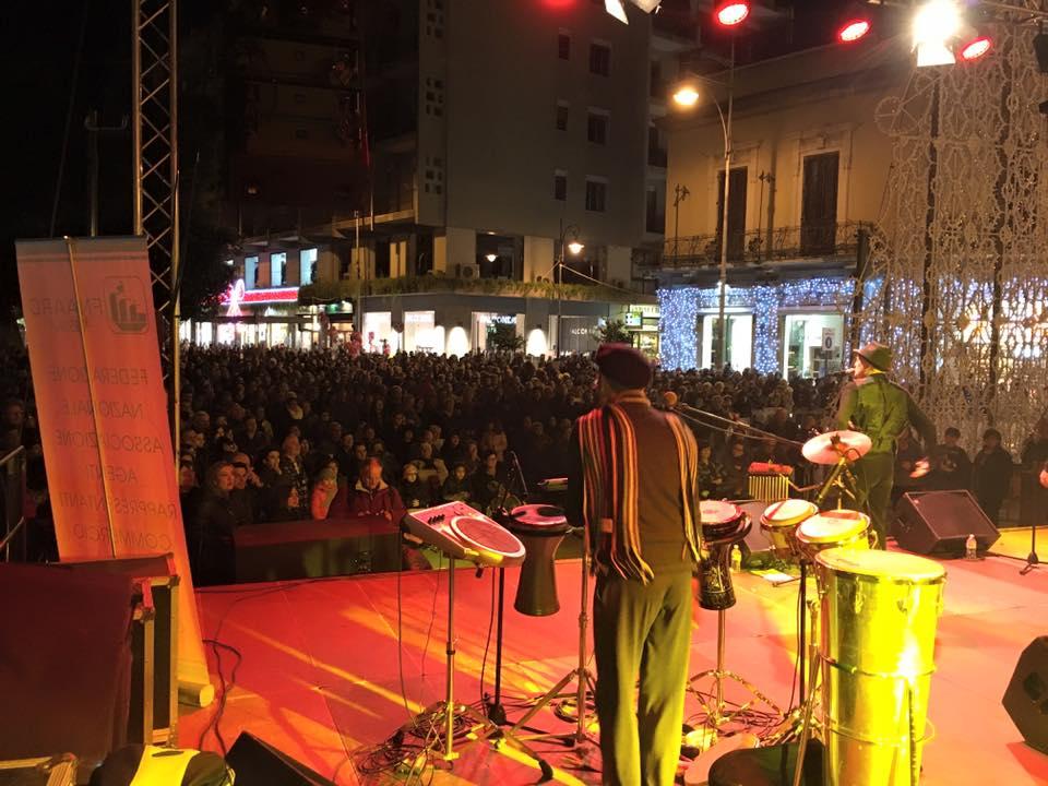 Messina, Festa della Confcommercio, un successo di pubblico