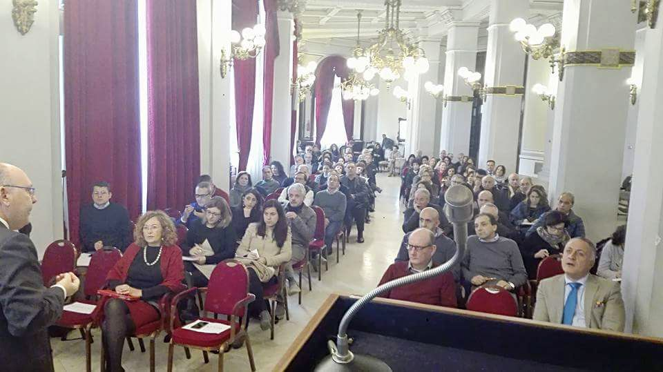 """Palazzo dei Leoni, concluso il seminario su """"Le principali novità giurisprudenziali e normative in materia di contratti pubblici"""""""