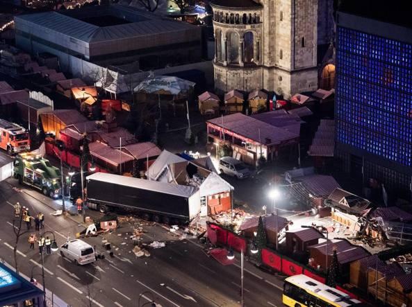 Giovani coniugi di Milazzo tra i feriti della strage di Berlino
