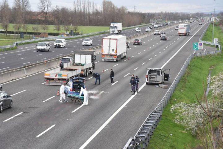 Messinese muore in incidente stradale sulla Milano-Napoli