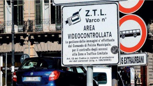 Palermo, la ZTL resta in vigore