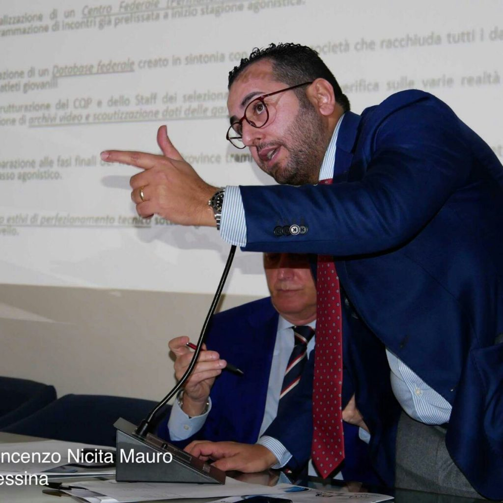 CAMBIO AL VERTICE DEL CP FIPAV MESSINA; ALESSANDRO ZURRO ELETTO NUOVO PRESIDENTE
