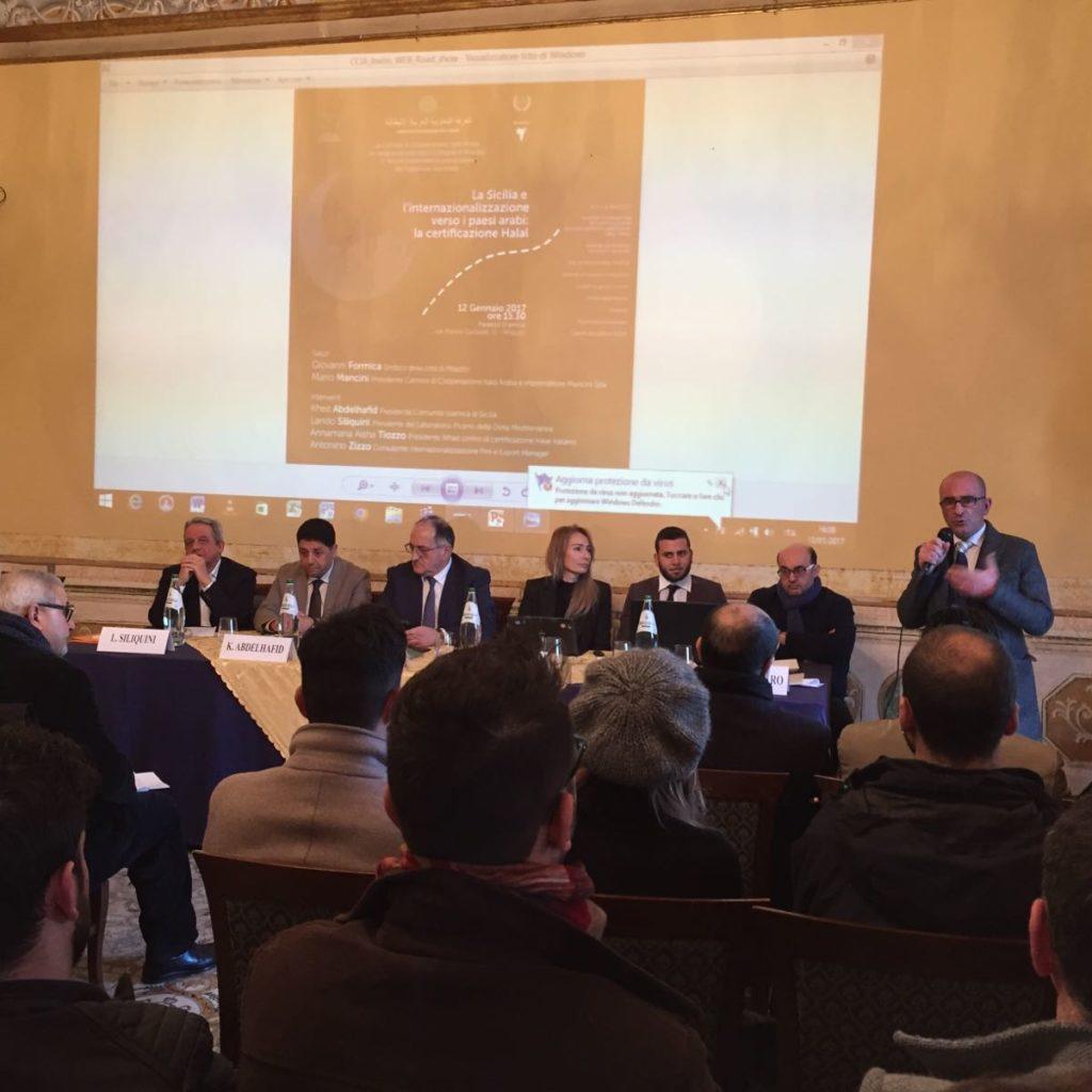 L'incontro a Milazzo sull'Internazionalizzazione delle Imprese