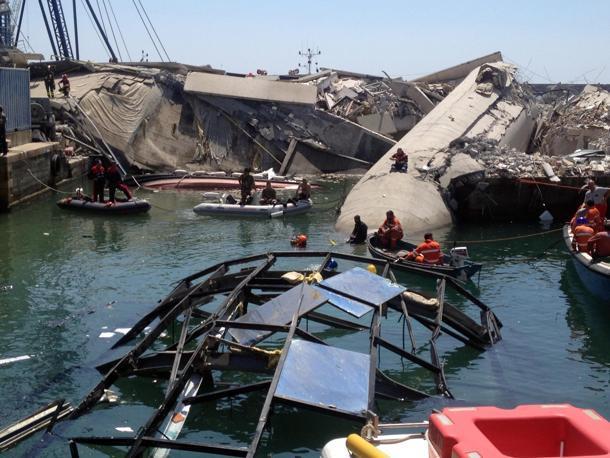 Crollo della torre piloti a Genova, le richieste del PM