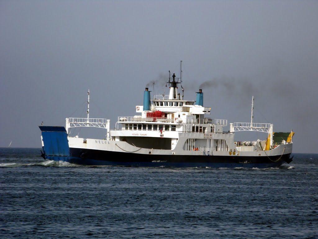 Eolie, sospese le corse dei traghetti da Milazzo. Ha viaggiato solo la Ngi