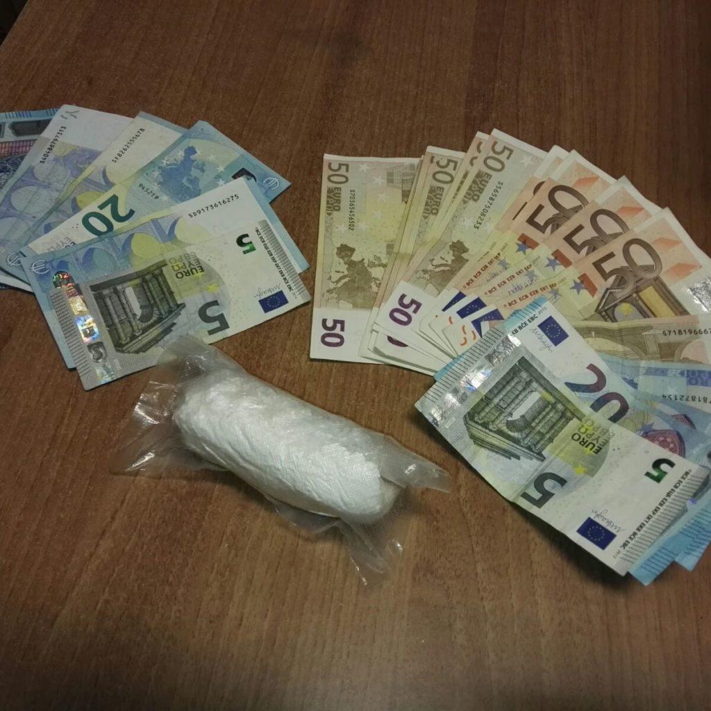 GUARDIA DI FINANZA: SPACCIO DI DROGA A MAZARA DEL VALLO, ARRESTATO UN 43ENNE.