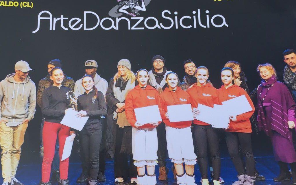 """La scuola """"Danzanima"""" di Venusia Grillo brilla a Caltanissetta"""