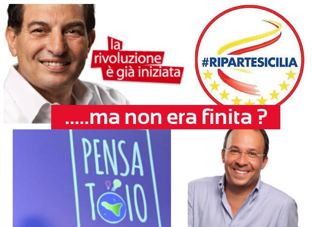 Ben vengano le nuove idee per la Sicilia…… ma non le vecchie facce !