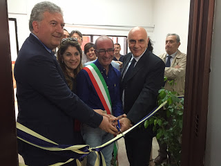 """Milazzo/ Inaugurato """"spazio neutro"""" per le riconciliazioni familiari"""