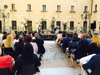 MIlazzo/ L'incontro culturale con l'attore Ninni Bruschetta