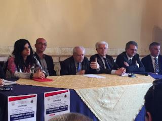 Milazzo/ Il convegno a palazzo D'Amico col prof. Francesco Sabatini