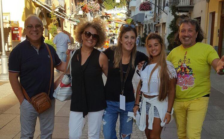 Nuccio Scibilia a Sanremo tra luci ed ombre