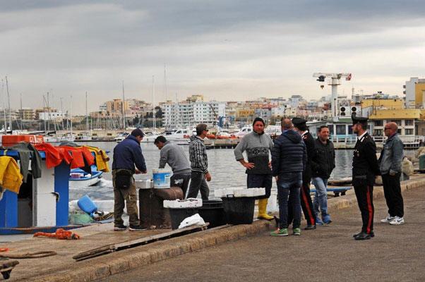 Lipari, via libera ad un'area per la vendita del pescato