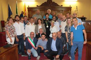 Milazzo/ Consiglio comunale consegna benemerenza a Daniele Sottile