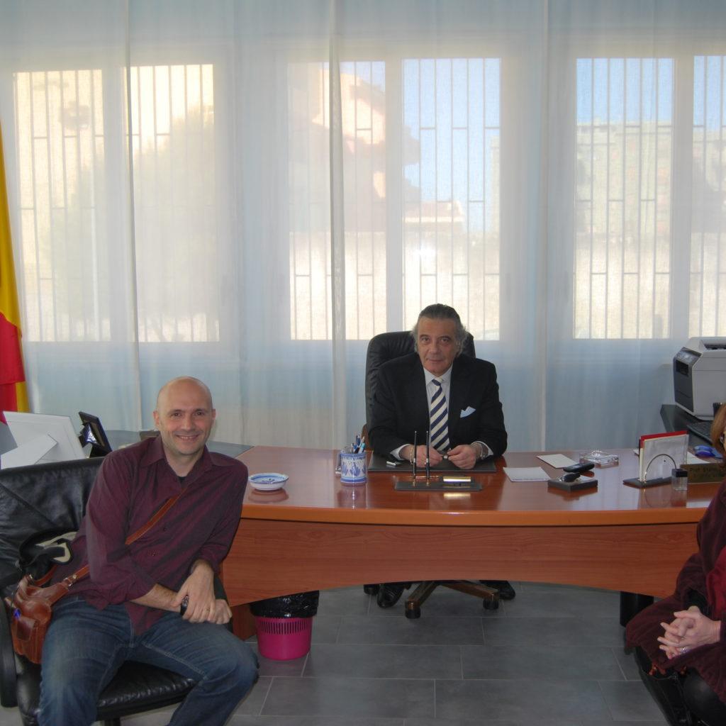 L'Itt Majorana rinnova il suo invito alla lettura: incontro con l'autore Giuseppe Festa
