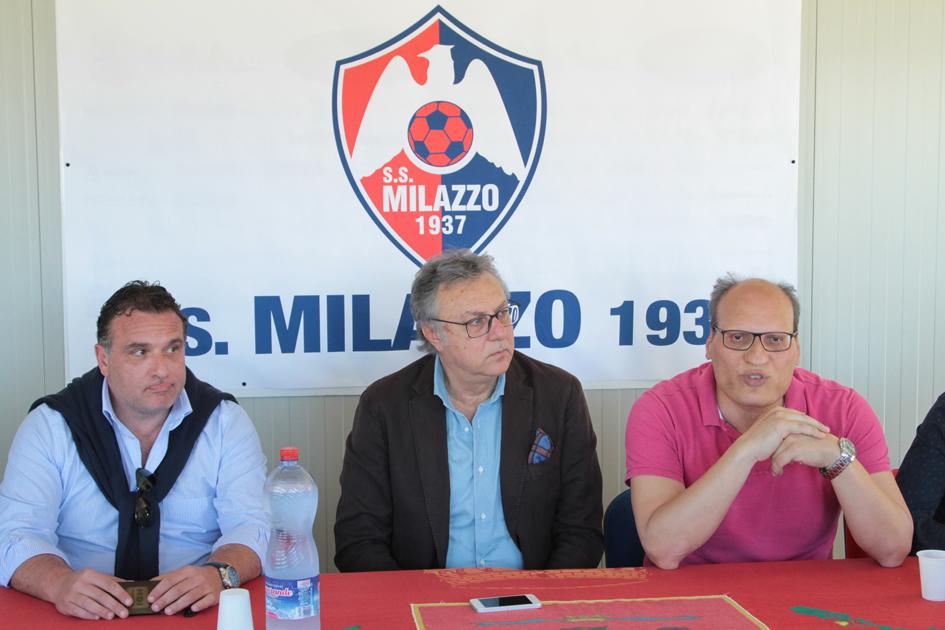 Pietro Cannistrà ritorna alla guida della S.S. Milazzo