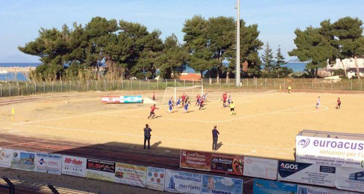 Il Città di Sant'Agata si aggiudica il big-match col Milazzo