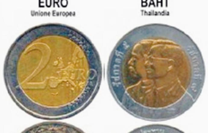 Attenti ai 10 bath: sembrano 2 euro ma valgono molto meno