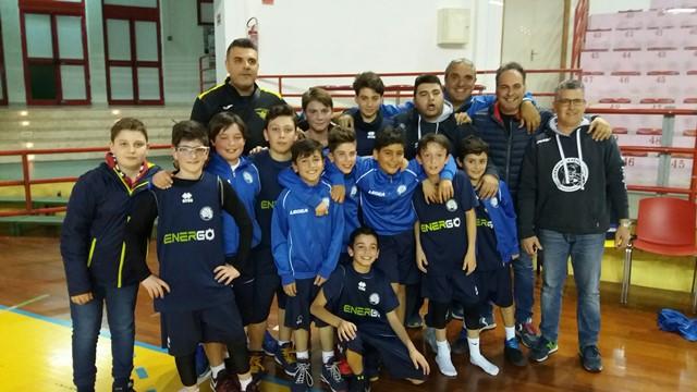 Basket/ Svincolatini Milazzo, campioni provinciali