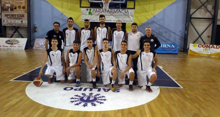 Basket serie D, Minibasket Milazzo vince il derby con l'Or.sa