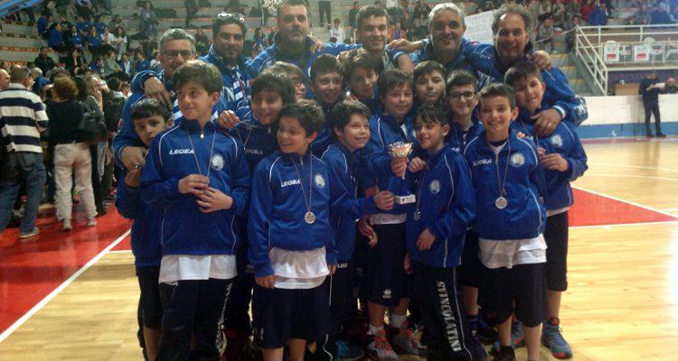 Svincolatini Milazzo, secondo posto all'Adriatica Cup di Pesaro