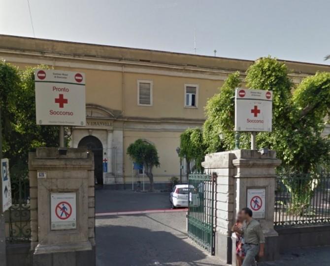 """Catania, due casi di meningite all'ospedale """"Vittorio Emanuele"""""""