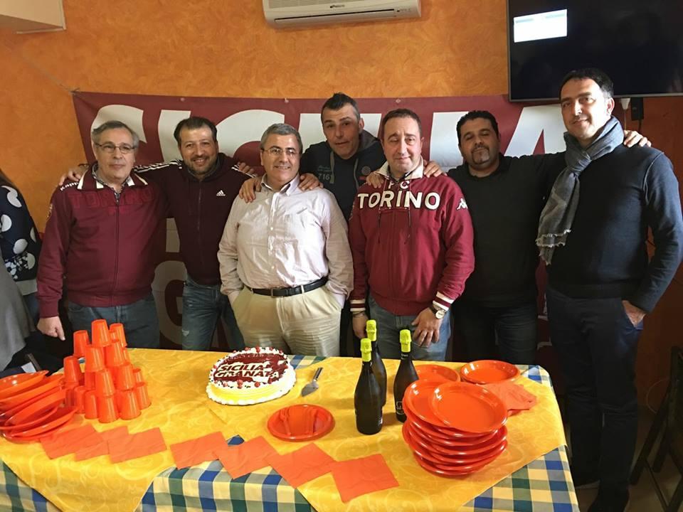 E' di Milazzo il nuovo Presidente dei tifosi siciliani del Torino F.C.