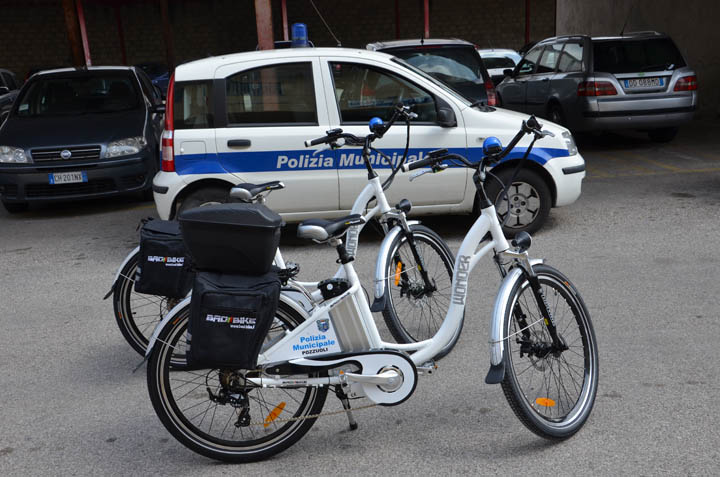 Messina, i vigili urbani saranno dotati di biciclette