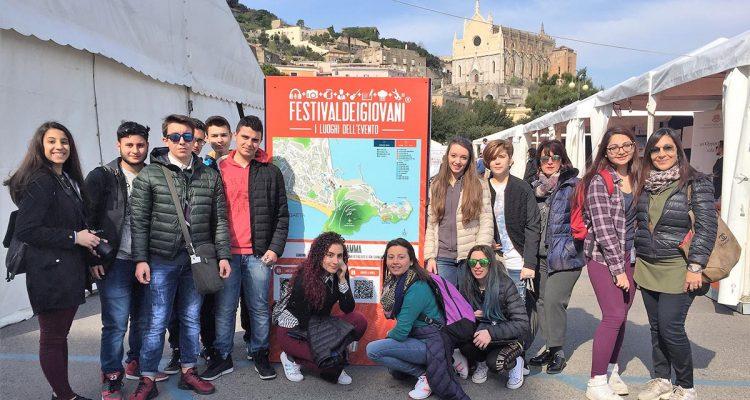 """Studenti del """"Majorana"""" di Milazzo protagonisti a Gaeta"""