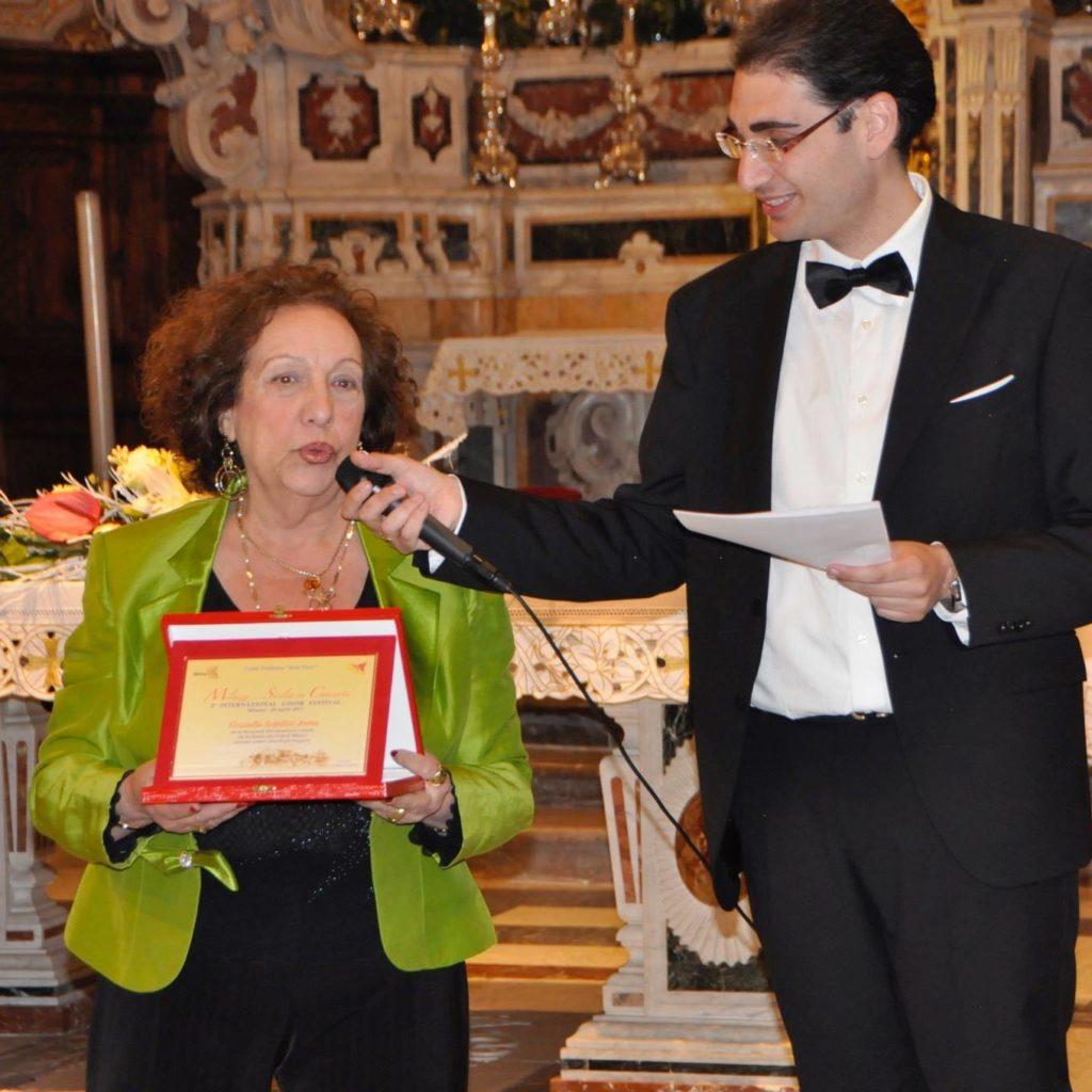 Grande successo del Festival Corale Milazzo…Sicilia in Concerto.
