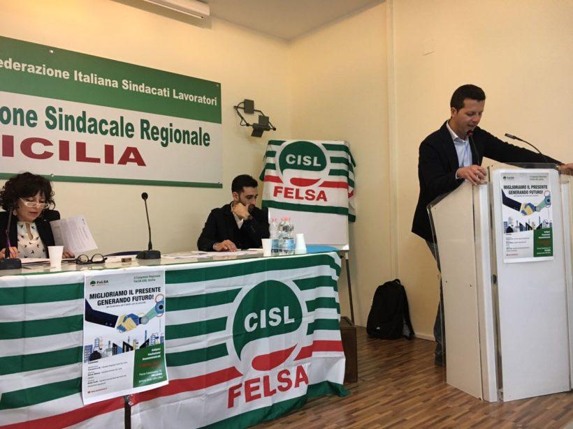 Lavoratori atipici: è Lo Re il segretario della Felsa Sicilia