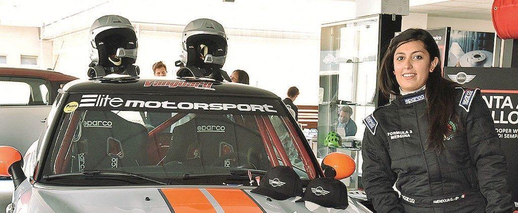 Targa Florio, ancora gravi le condizioni di Gemma Amendolia